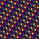 12x12 Digital Paper - Rainbow: Jewel