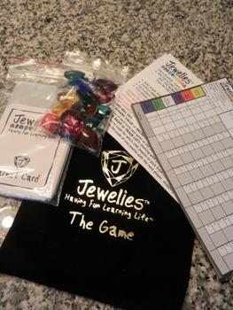 Jewelies Math Game