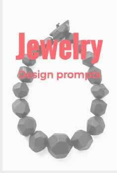 Jewelry Design: Focusing on elements and Principles, along with art History