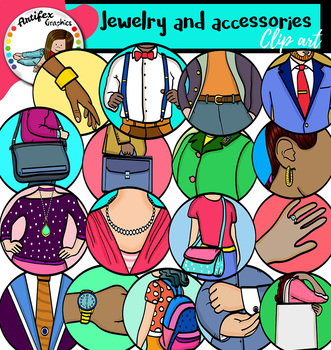Jewelry and accessories shop- 105 graphics!