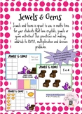 Jewels and Gems Maths