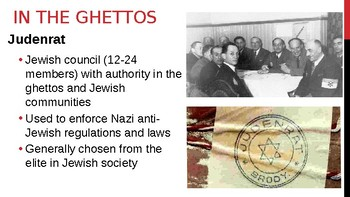 Jewish Collaborators During the Holocaust