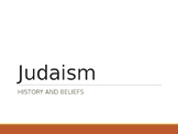 Jewish History and Basic Beliefs