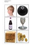 Jewish Kids Logic Activity Pack (Matching)