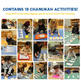 Jewish Montessori Style Chanukah Holiday Bundle