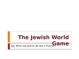 "Jewish World ""Map"" Game"