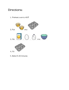 Jiffy Corn Muffins-Visual Recipe