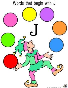 Jiggles the Juggler