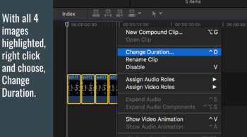 Jiggly Text with Final Cut Pro X - Great Effect for TPT Seller Videos