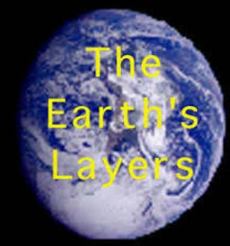 Jigsaw Activity About the Layers of the Earth