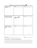 Jigsaw Activity Student Worksheet