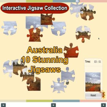 Jigsaw Collection Australia