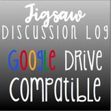 Jigsaw Discussion Log