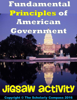 Jigsaw - Fundamental Principles of American Government