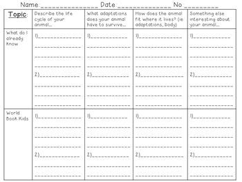 Jigsaw Graphic Organizer (Fully Editable)