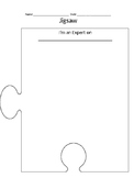 Jigsaw Graphic Organizer