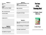 Jigsaw Jones: Case of the Groaning Ghost