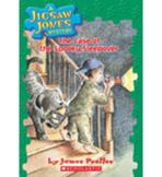 Jigsaw Jones & Case of the Spooky Sleepover Comprehension Packet