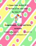 Jigsaw Jones The Case Of The Class Clown By James Preller