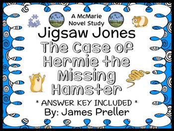 Jigsaw Jones: The Case of Hermie the Missing Hamster (James Preller) Novel Study