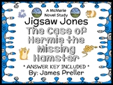 Jigsaw Jones: The Case of Hermie the Missing Hamster (James Preller) Novel Study