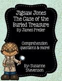 Jigsaw Jones - The Case of the Buried Treasure