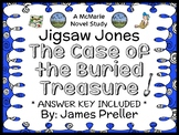 Jigsaw Jones: The Case of the Buried Treasure (James Preller) Novel Study