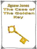 Jigsaw Jones- The Case of the Golden Key
