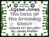 Jigsaw Jones: The Case of the Groaning Ghost (James Preller) Novel Study