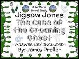 Jigsaw Jones: The Case of the Groaning Ghost (James Preller) Novel Study