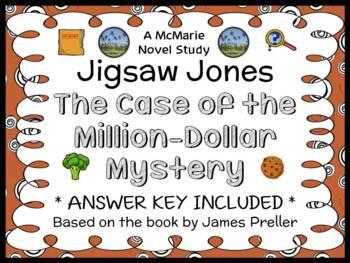 Jigsaw Jones: The Case of the Million-Dollar Mystery (James Preller) Novel Study