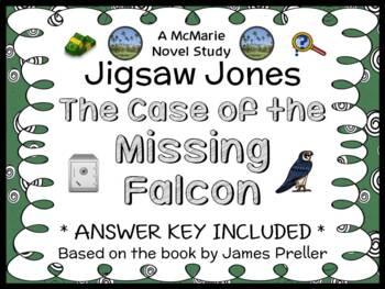 Jigsaw Jones: The Case of the Missing Falcon (James Preller) Novel Study
