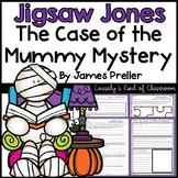 Jigsaw Jones The Case of the Mummy Mystery Novel Study
