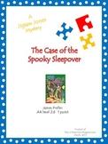 Jigsaw Jones - The Case of the Spooky Sleepover