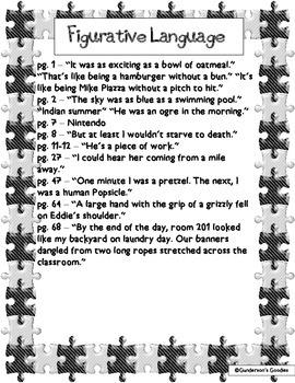 """Jigsaw Jones: The Case of the Stolen Baseball Cards"" Novel Unit"