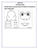 Jigsaw Jones and the Frog-Jumping Contest Literature Guide