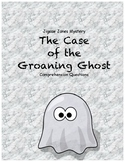 Jigsaw Jones & the Case of the Groaning Ghost comprehension questions