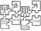 Jigsaw Jumble Number Recognition (1-10)