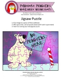 Jigsaw Puzzle: Pomodoro Penguin Worksheet Wednesday No. 5