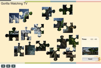 Jigsaw Surreal Collection Interactive