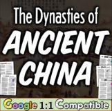 Ancient China Dynasties Activity   Han, Qin, Zhou, Shang Ancient China Dynasties