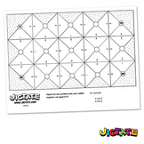 Jigtate Printables - 2 Numbers That Equal 10 Puzzle Sheets
