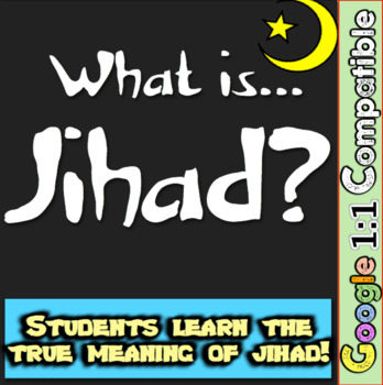 Jihad: What is it? Students understand meaning behind jihad & role in Islam!