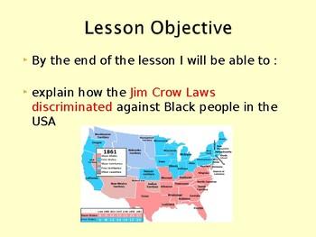 Jim Crow Laws Informative Guide