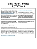 Jim Crow Task Rotations