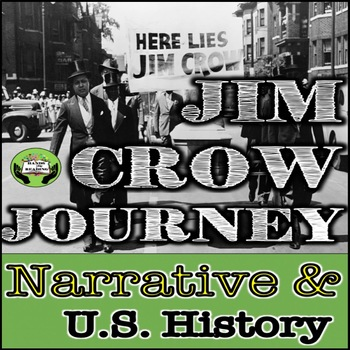 JIM CROW LAWS: WRITE YOUR OWN ADVENTURE