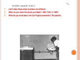 Jim Crow guided notes PowerPoint 1 of 2