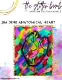 Jim Dine Anatomical Heart