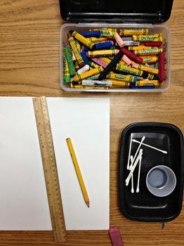 Jim Dine Heart Art Lesson