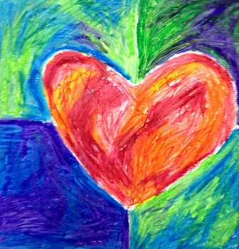 Jim Dine Heart Art Lesson Powerpoint